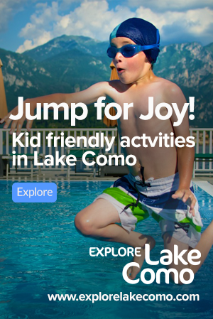 Griante - Lake Como / Lago di Como - Villas & Gardens